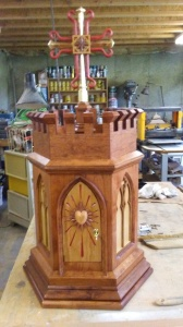 Tabernacle in Progress