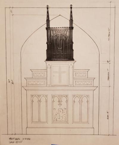 Altar Design 2