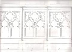 Altar Rail Design 2