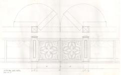 Altar Rail Design 3