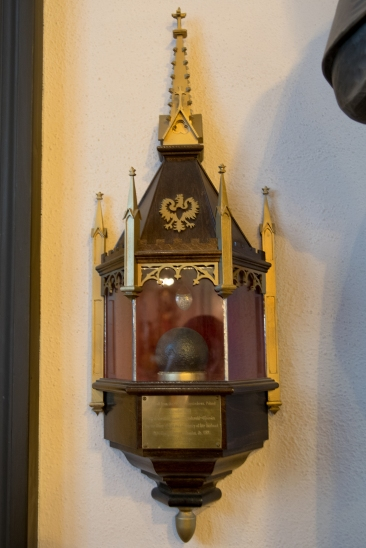 Cannonball Reliquary