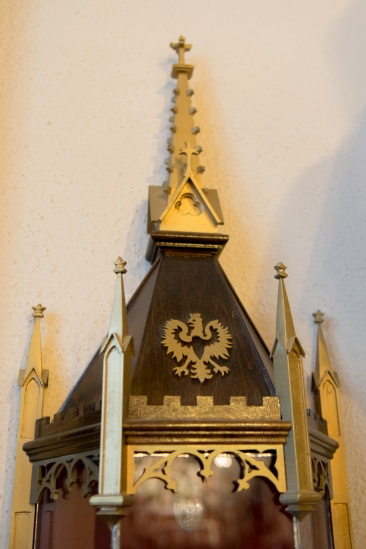 Cannonball Reliquary Detail