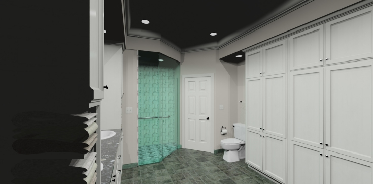 Spofford Lakes Bath Render